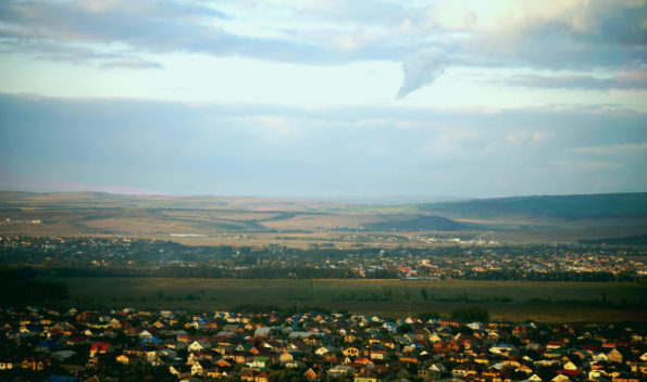 Панорама Анапы