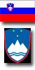Флаг и герб Словении
