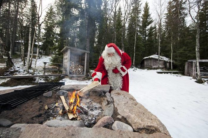 Поместье Санта Клауса