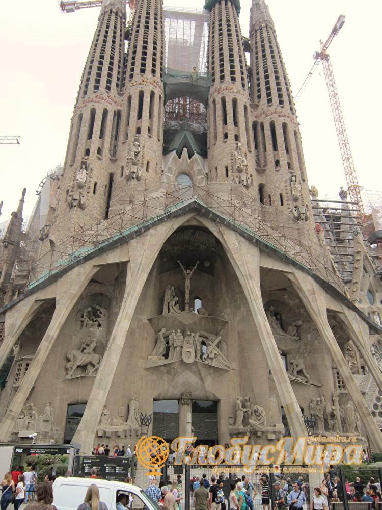 Церковь Саграда