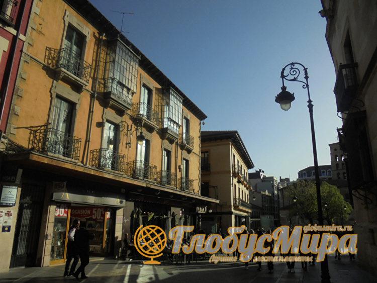 Леон Испания
