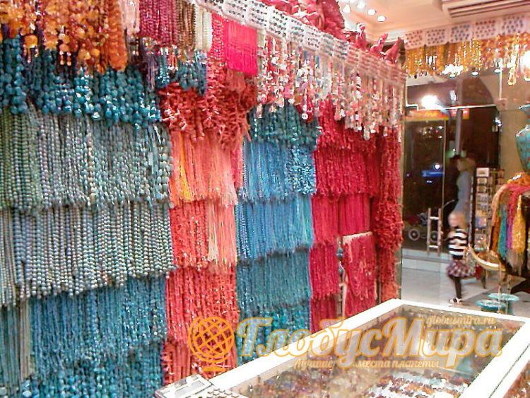 Покупки в Шарм-Эль-Шейх