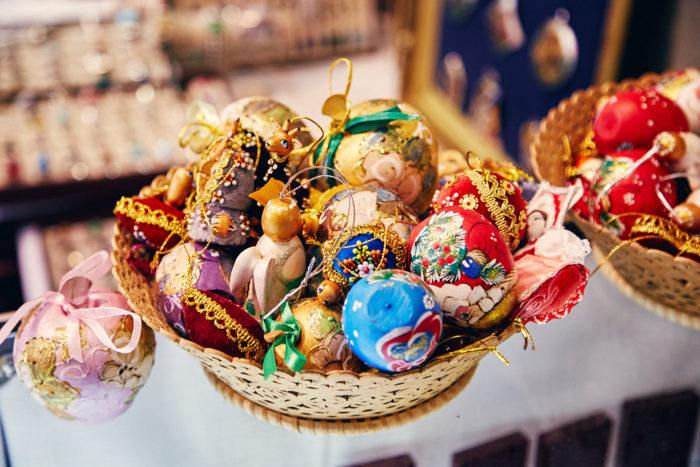 Рождественская ярмарка подарков ЦДХ