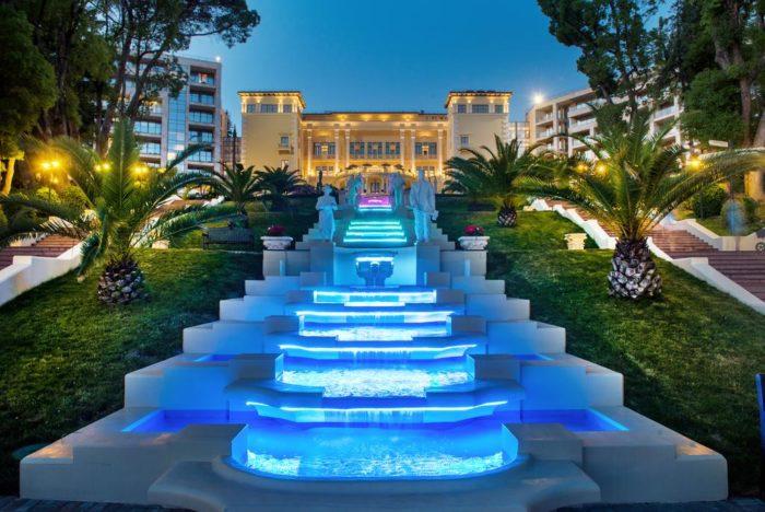 Новый год Отель Swissôtel Resort Sochi Kamelia