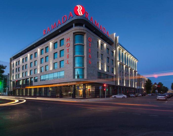 Ramada Kazan City Centre
