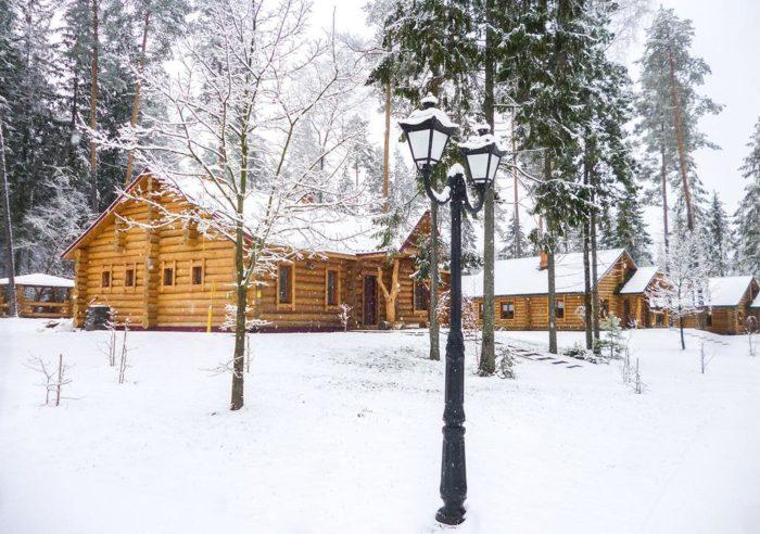 Новый Год 2019 в гостиницах и базах отдыха Беларуси