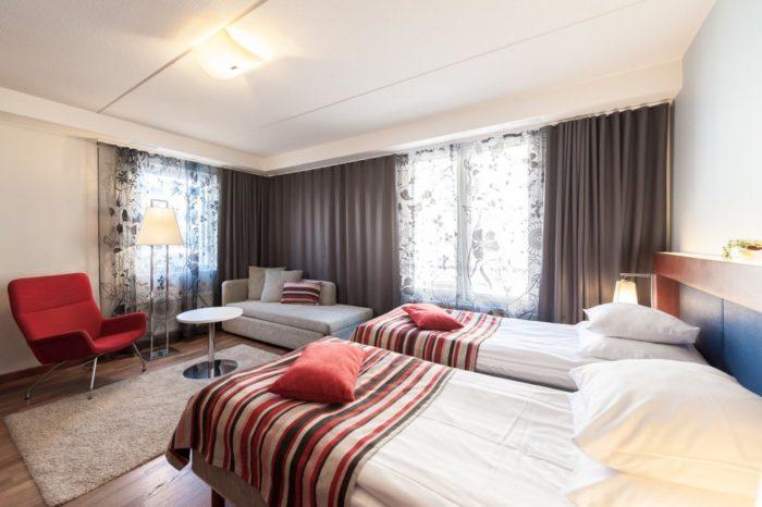 отель «Сокос отель Арина»