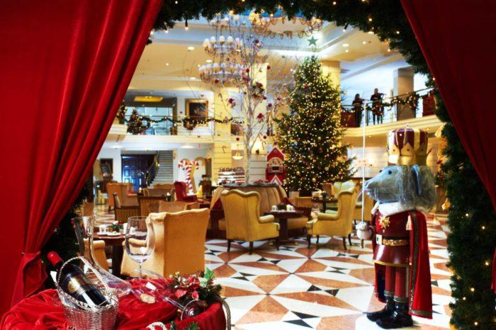 Отели Санкт-Петербурга с новогодней программой