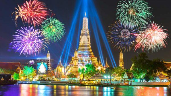 Какого числа тайский Новый год в 2019 году