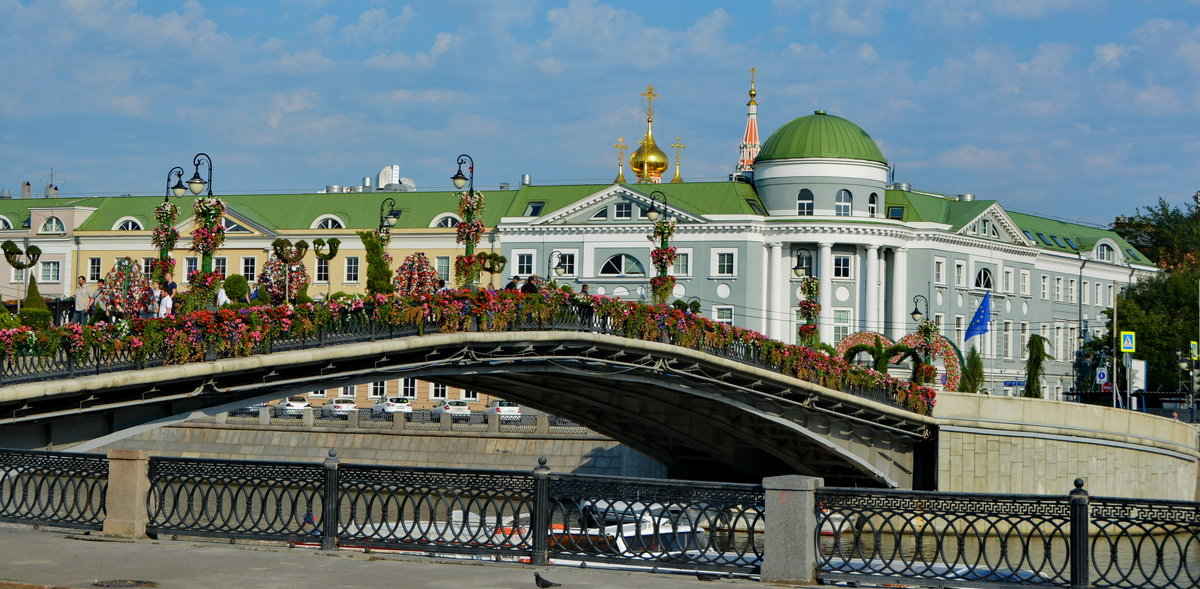 Мост Лужкова