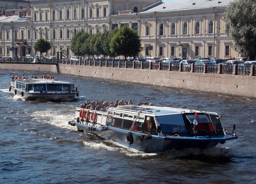 маршруты по реке