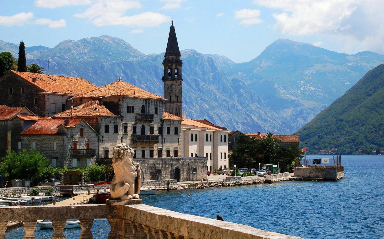 красивая Черногория