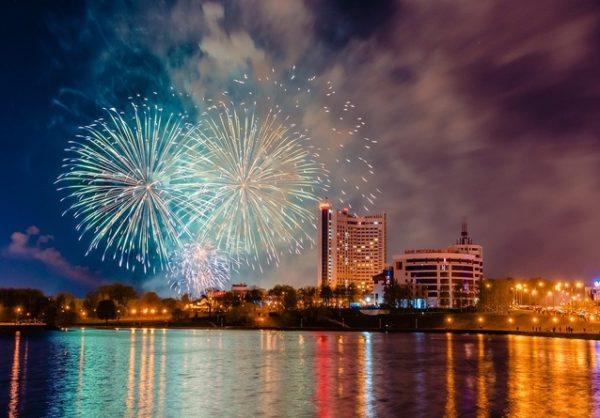 Где встретить Новый год 2020 недорого за границей без визы: фото