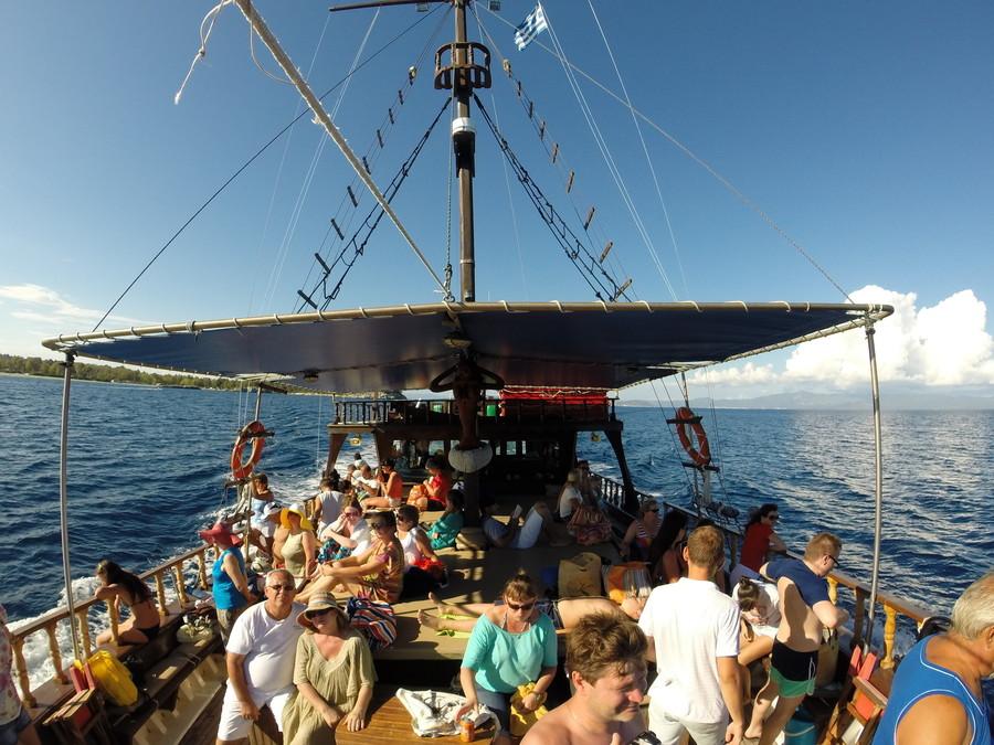 морская экскурсия – фиш-пикник на катере