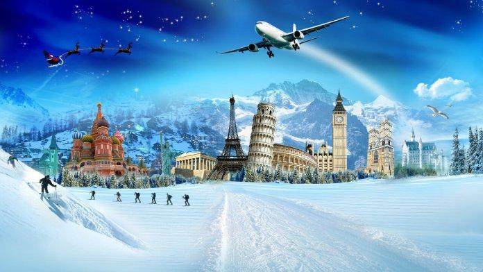 Новогодние каникулы — 2020: куда недорого поехать?